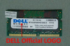 DELL 512MB X1 for Inspiron 4100 Latitude C400 C610 X200 PC133 US RAM 02-D