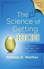 The New Science of Getting Rich Wattles, Wallace D. Hardcover