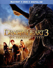 Dragonheart 3: The Sorcerer's Curse Blu-ray
