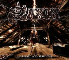 Unplugged & Strung Up [Limited Edition] [Digipak] by Saxon 2 CD BRAND NEW SEALED