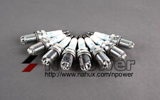 NGK PLATINUM SPARK PLUG SET OF 8 FOR 00-03 BMW X5 E53 4.4i 4.4L V8 210kW M62 B44