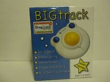 Infogrip BigTrack Adaptive Special Needs Computer Mouse Track Ball USB Connect