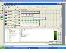 Sonic Foundry ACID Xpress 2.0 & ACID Loops Software for Windows 98-XP Clone Copy