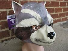 Guardians of the Galaxy Rocket Raccoon 3/4 Mask Child Costume Marvel