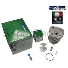 Meteor Cylinder & Piston + Cylinder Valve for Husqvarna 350, 353 Big Bore (45mm)