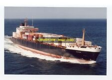 rp02023 - Harrison Line Container Ship - Author - photo 6x4
