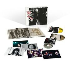 THE ROLLING STONES - STICKY FINGERS (LTD DELUXE BOXSET) 2 CD + DVD NEW+