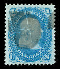momen: US Stamps #86 Used PSE Graded XF-90