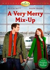 A VERY MERRY MIX-UP (2013 Alicia Witt) - DVD - Region 1 - Sealed