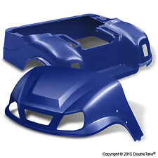 EZGO TXT TITAN Golf Cart NEW Blue Body Cowl Set w/ Light Kit Transform your TXT