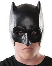 Batman v Superman Mask, Mens Batman 1/4 Face Mask