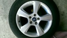 4X FORD FOCUS ALLOY WHEELS, 16 INCH, ALLOYS AND TYRES