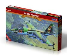SUKHOI Su-25 K FROGFOOT A (SOVIET, CZECH & SLOVAK MKGS) 1/48 MISTERCRAFT