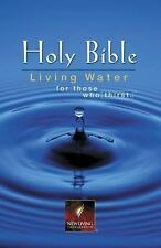 Holy Bible NLT, Living Water Edition, , Good Book