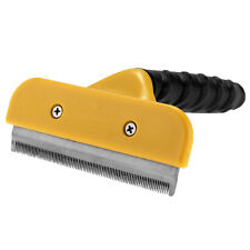 Pet Dog Cat Grooming Shedding Trimmer Comb Hair Cleaning Tool Medium