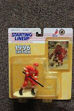 1996 PAUL COFFEY Starting Lineup Sports Figure - Detroit Red Wings