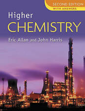 Higher Chemistry Second Edition With Answers,GOOD Book