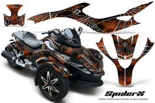 CAN-AM BRP SPYDER RS GS GRAPHICS KIT CREATORX DECALS SPIDERX OB