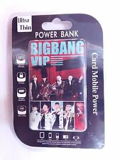 BigBang Big Bang Power Bank KPOP Portable Battery Charger for Digital Products