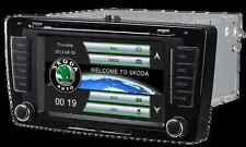 Autoradio GPS/DVD/Navi/BLUETOOTH/IPOD/Sat Nav SKODA OCTAVIA ii/III AS620
