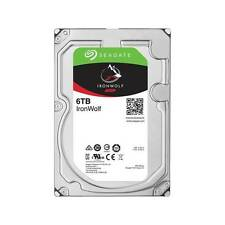 Seagate IronWolf NAS ST6000VN0041 6TB 7200RPM SATA3/SATA 6.0 GB/s 128MB Hard