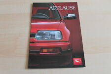 90335) Daihatsu Applause Prospekt 05/1991