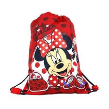 Disney Minnie Mouse 'Miss Minnie' School PE Sports Trainer Bag Brand New Gift