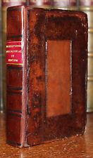 1692 Institutiones Juris Naturae et Gentium Ludovici Brandenburgici Vitriario