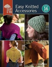 Craft Tree Easy Knitted Accessories, , New Books