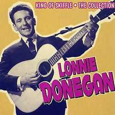 LONNIE DONEGAN - KING OF SKIFFLE - THE COLLECTION - 3 CDS - NEW!!