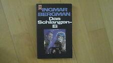 Ingmar Bergmann Das Schlangenei, Buch von 1977, 21 Fotos aus dem Film, sehr gut