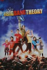 THE BIG BANG THEORIE - A1 Poster (XXL - 80 x 55 cm) - Clippings Sammlung NEU