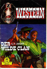 Rodeo-Western Nr. 663 ***Zustand 2-***  1. Serie
