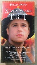 Seven Years in Tibet (VHS, 1998, Closed Captioned)