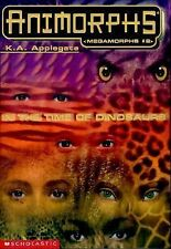 Animorphs Ser. Megamorphs: In the Time of Dinosaurs No. 2 by K. A. Applegate (19