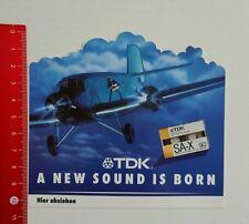 Aufkleber/Sticker: TDK SA - X 90 (24041692)