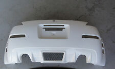 Chargespeed Style Rear Bumper for Nissan 350z 2003-2009, fibreglass