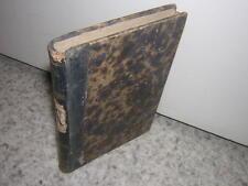 1851.les feux follets, vers / Gustave de Penmarch.Bretagne