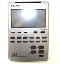 Sony Integrated Remote Commander RM-AV2100 Lighted Universal Remote Control
