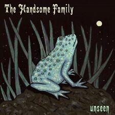 THE HANDSOME FAMILY CD - UNSEEN (2016) - NEW UNOPENED - MILK & SCISSORS