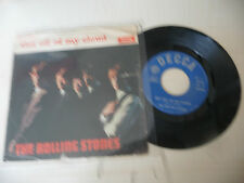 "THE ROLLING STONES""GET OFF OF MY CLOUD- disco 45 giri DECCA Italy 1966"""