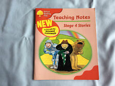 Oxford Reading Tree - Teaching Notes - Stage 4 Stories