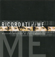 Ricordati Di Me-2003-Original Italy Movie Soundtrack-32 Track-2 CD