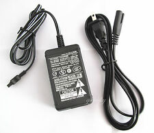 AC Adapter Charger for Sony HDR-XR500 XR500E HDR-XR520 XR520E HDR-XR550 XR550E