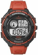Timex T49984, Men's Expedition Vibration Alarm Watch, Shock Resistant, T499849J