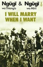 I Will Marry When I Want (African Writers)