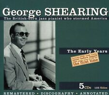George Shearing - Early Years [New CD] Boxed Set, Rmst