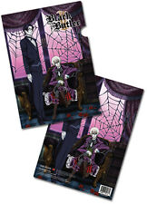 GE Animation Black Butler 2: GE89137 Black Butler 2 Key Art File Folder