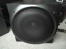 Logitech Z-5500 Subwoofer Only TESTED working! PID:R047