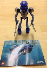 LEGO 8570 Bionicle GALI VUVA Toy Figure